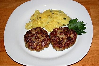 Bayerische Fleischpflanzerl 2