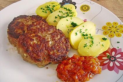Bayerische Fleischpflanzerl 5