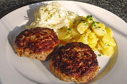 Bayerische Fleischpflanzerl 3