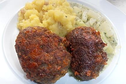 Bayerische Fleischpflanzerl 10