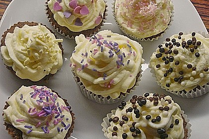 Mint - Cupcakes