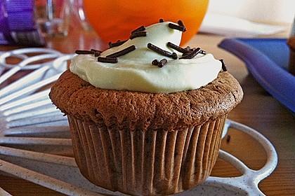Mint - Cupcakes 1