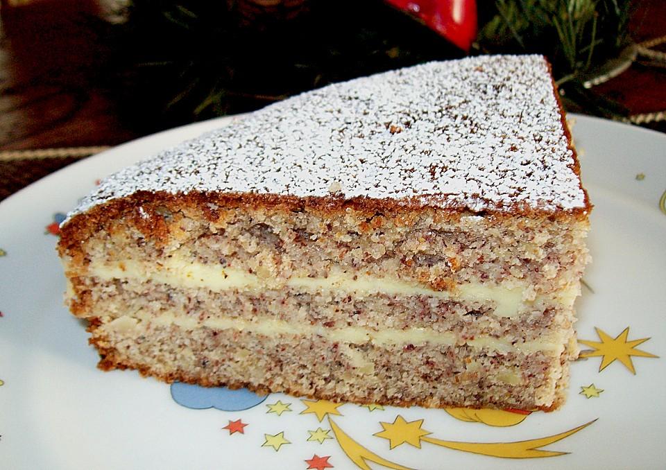 Vanille torte rezept