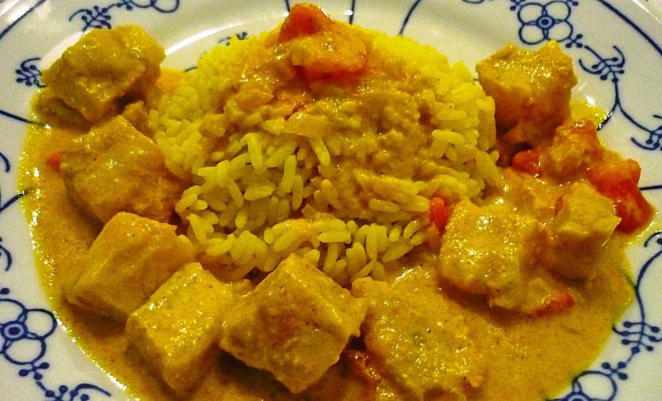 Indisches Fisch - Kokos - Curry von janinasvlog | Chefkoch.de