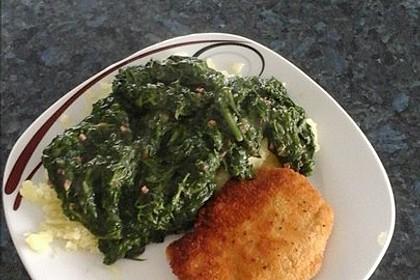 Spinat, Spiegelei und Salzkartoffeln 18