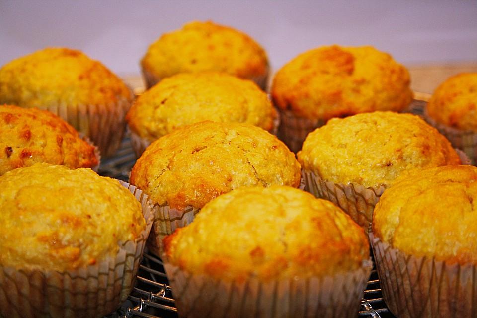 Bananen Joghurt Muffins : kokos joghurt bananen muffins rezept mit bild ~ Lizthompson.info Haus und Dekorationen