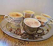 Espresso pannacotta (Bild)