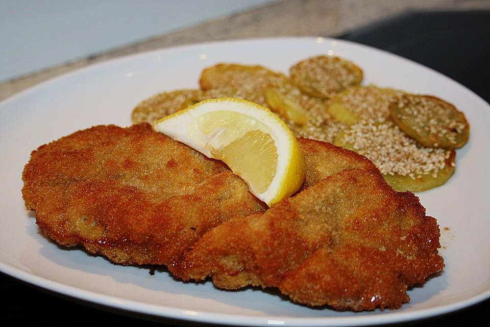 Das echte Wiener Schnitzel (Rezept mit Bild) von Pasterotti | Chefkoch ...