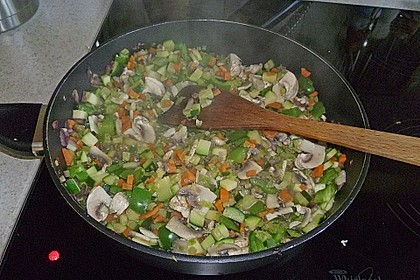 Gemüse - Lasagne a la Mäusle 3