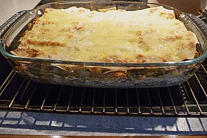 Gemüse - Lasagne a la Mäusle 2