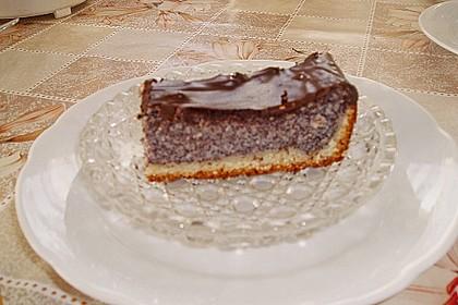 Schlesischer Mohnkuchen 7