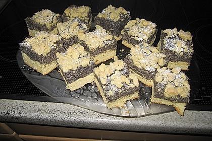 Schlesischer Mohnkuchen 1