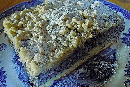 Schlesischer Mohnkuchen 2