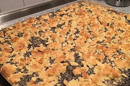 Schlesischer Mohnkuchen 6