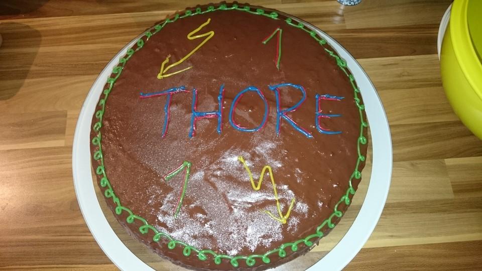 Welcher kuchen muss durchziehen