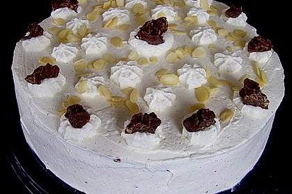 Schnelle Choco Crossies - Torte