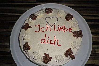 Schnelle Choco Crossies - Torte 1