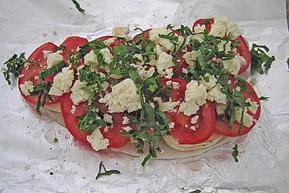 Folienfisch mit Feta und Tomaten 3
