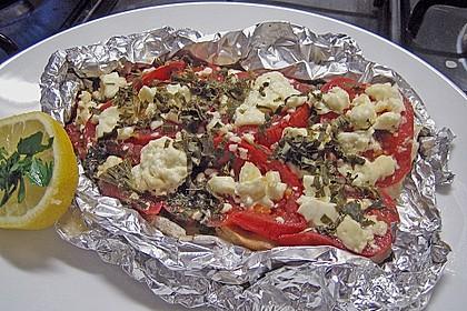 Folienfisch mit Feta und Tomaten 1