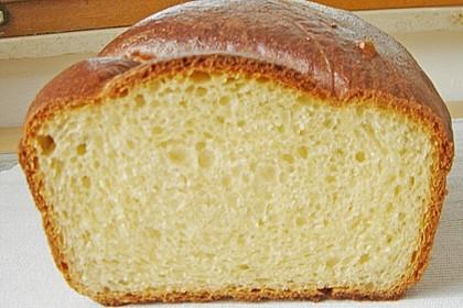 Französische Brioche mit Weizensauerteig 22