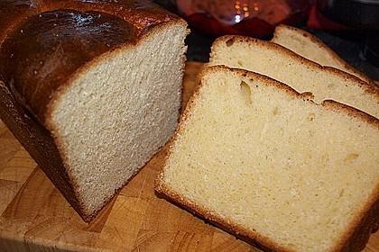 Französische Brioche mit Weizensauerteig 1
