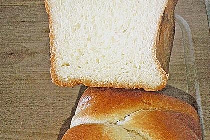 Französische Brioche mit Weizensauerteig 24