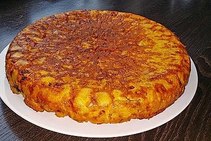 Kürbis - Tortilla