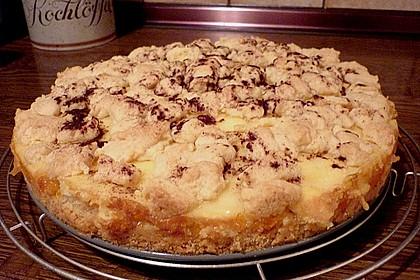 Apfel - Pudding - Kuchen 7