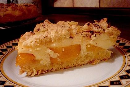 Apfel - Pudding - Kuchen 1