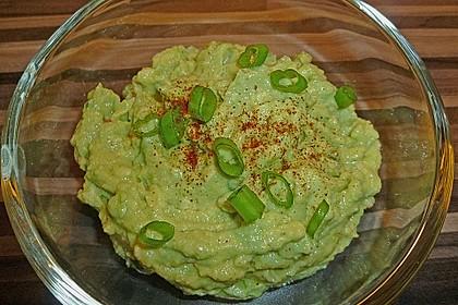 Überbackene Nachos mit Guacamole 3