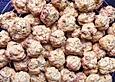 Marzipan - Möhren - Cookies