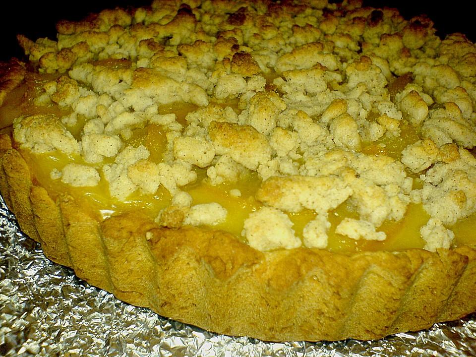 Pfirsich zimt kuchen