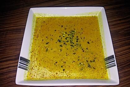 Kürbissuppe mit Kokosmilch 12