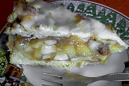 Gedeckter Apfelkuchen 44
