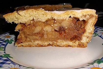 Gedeckter Apfelkuchen 43