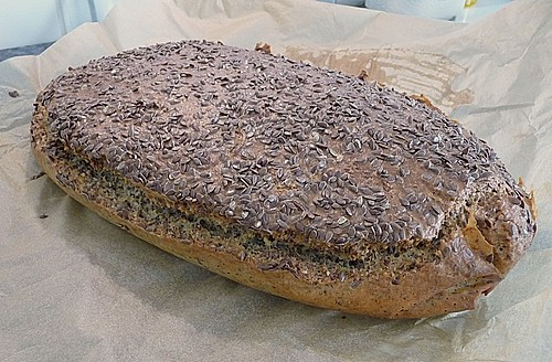Low Carb Brot 3