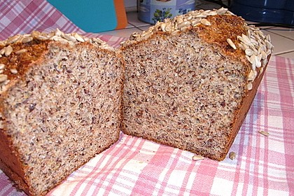 Low Carb Brot 11