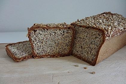 Low Carb Brot 7