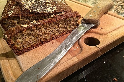 Low Carb Brot 40