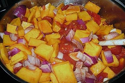 Kürbis - Tomaten - Chutney von Rosinenkind 10