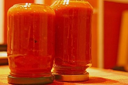 Kürbis - Tomaten - Chutney von Rosinenkind 8