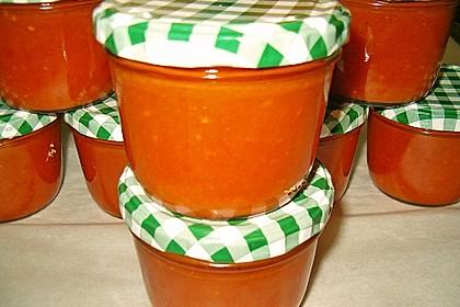 Kürbis - Tomaten - Chutney von Rosinenkind 11