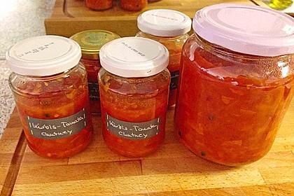 Kürbis - Tomaten - Chutney von Rosinenkind 5