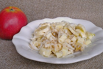 Fruchtiger Selleriesalat 1