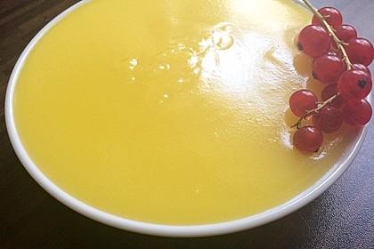 Einfacher Lemon Curd