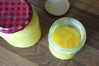Einfacher Lemon Curd 23