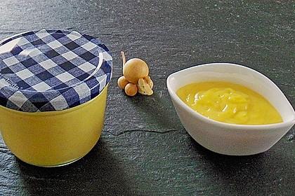 Einfacher Lemon Curd 2