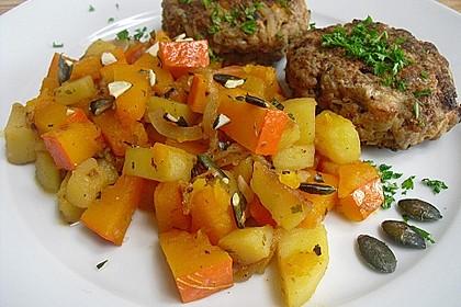 Kürbis - Kartoffel - Gemüse 3
