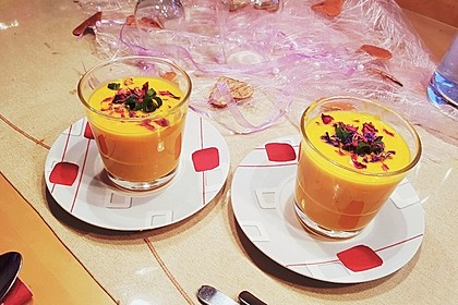 Mango-Möhren-Suppe 3