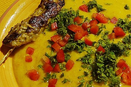 Mango-Möhren-Suppe 14